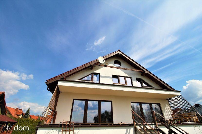 Dom z widokiem na jezioro Ukiel