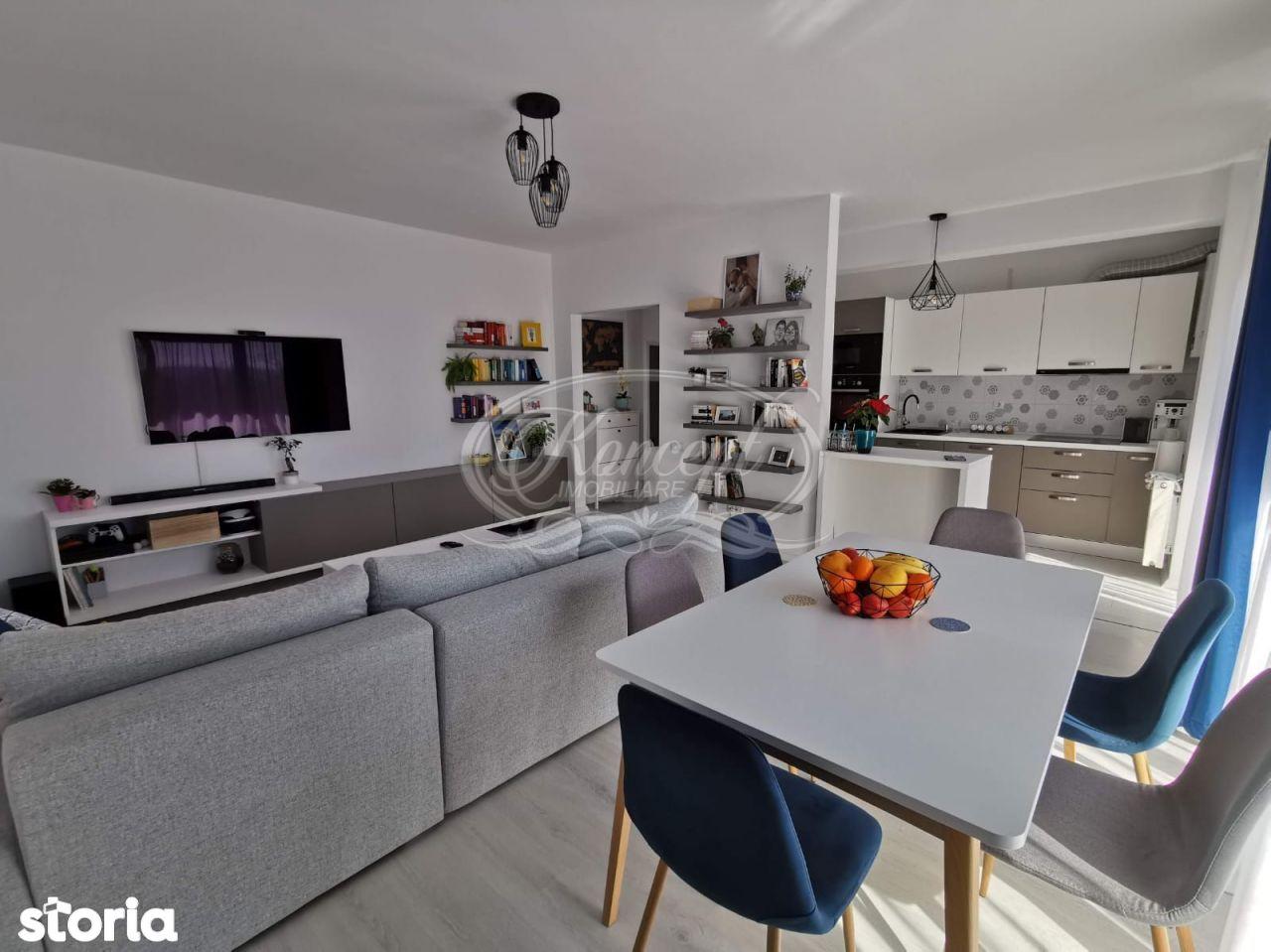 Apartament modern finisat in ansamblul rezidential Sunny Hill