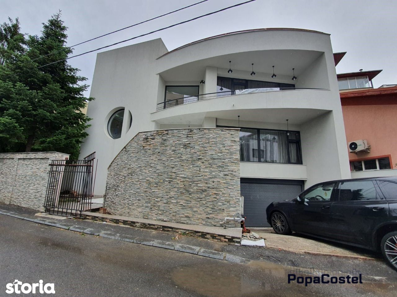 Herastrau Caramfil vila lux D+P+2Et 8 camere 460 mp renovata 2020