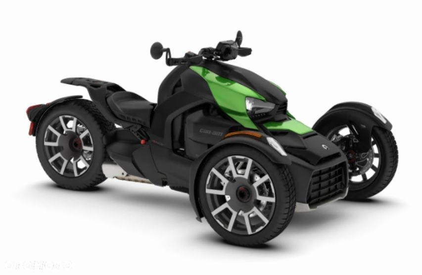 Can-Am Ryker 900 Rally Edition KAT.B New Model Year 2020 3 LATA Gwarancji - 1