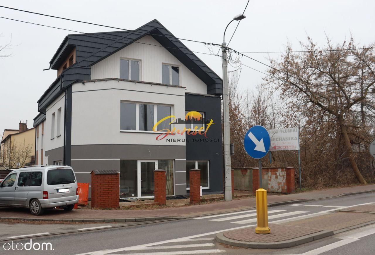 Budynek Usługowo-Mieszkalny Wysoka Stopa Zwrotu
