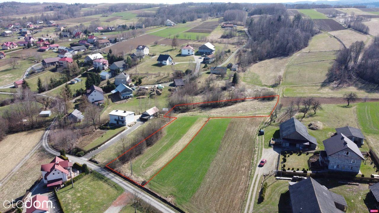 Dziaka rolno-budowlana, rekreacyjna, inwestycyjna