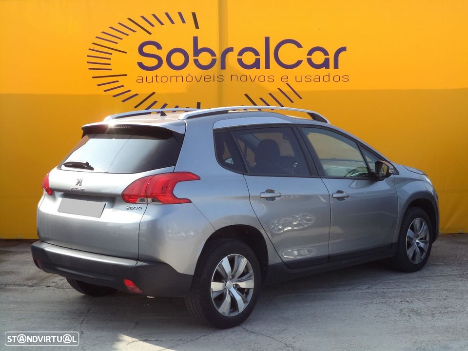 Peugeot 2008 Active 1.4 HDi 68 - 2