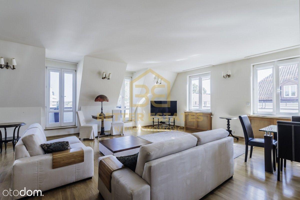 Elegancki, klasyczny apartament | Nowe Miasto