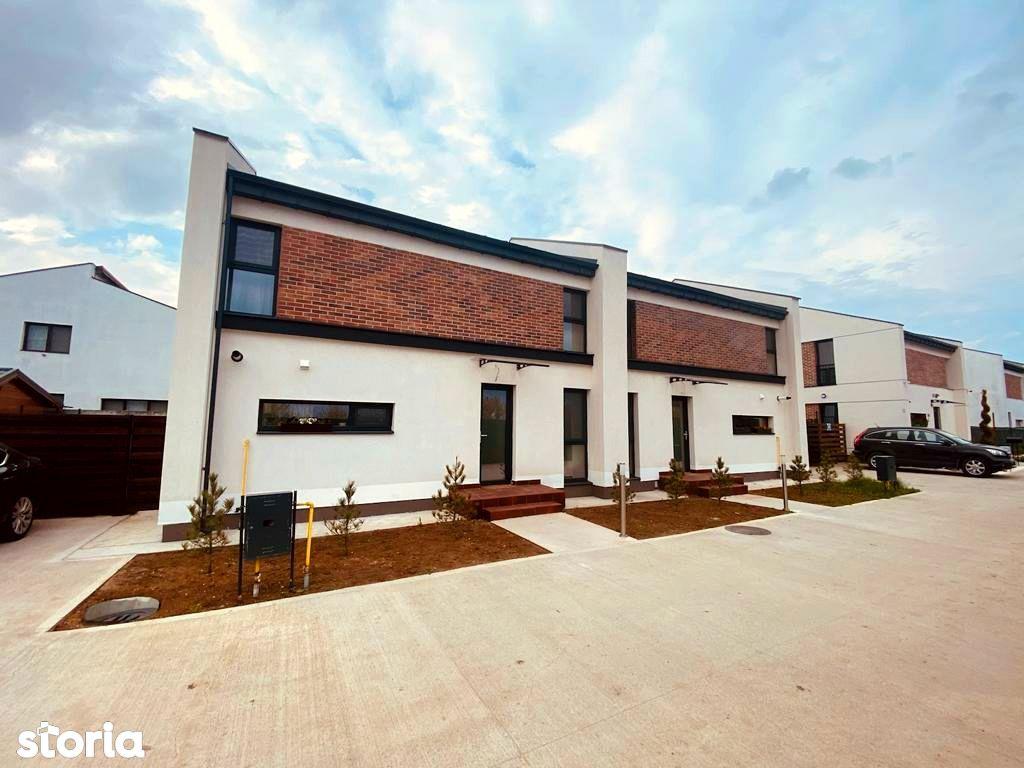 Vila Dalia Residence P+1 | Therme Balotesti | Canalizare| Apa curenta