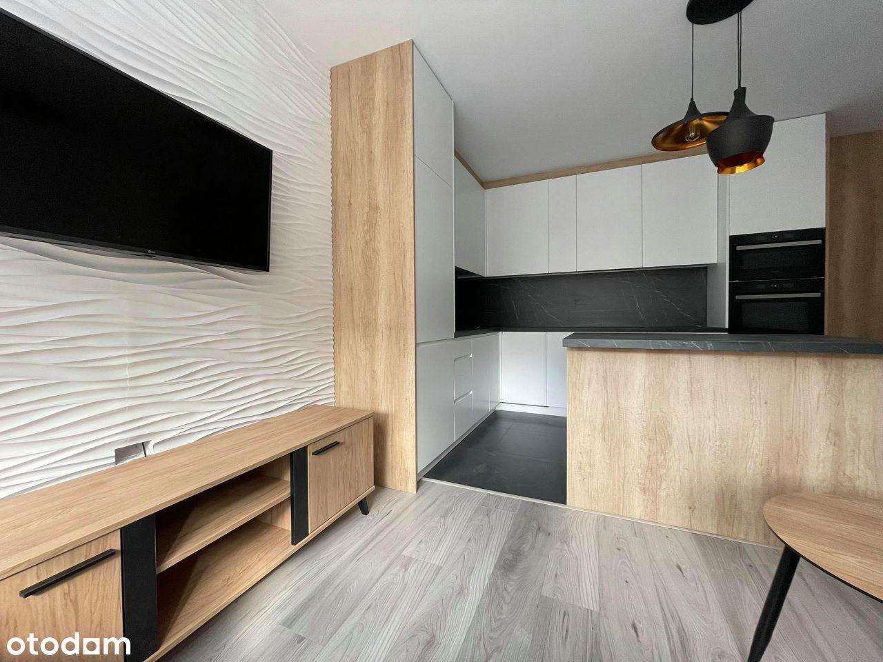 Nowe 2-pokojowe mieszkanie przy ul. Dąbrowskiego