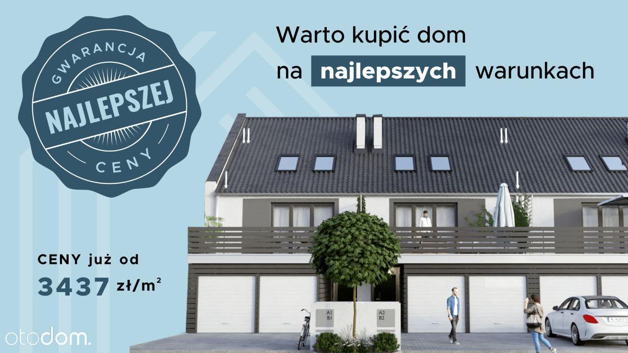 Dom z dużym ogrodem i garażem za 289.000! X.2021!