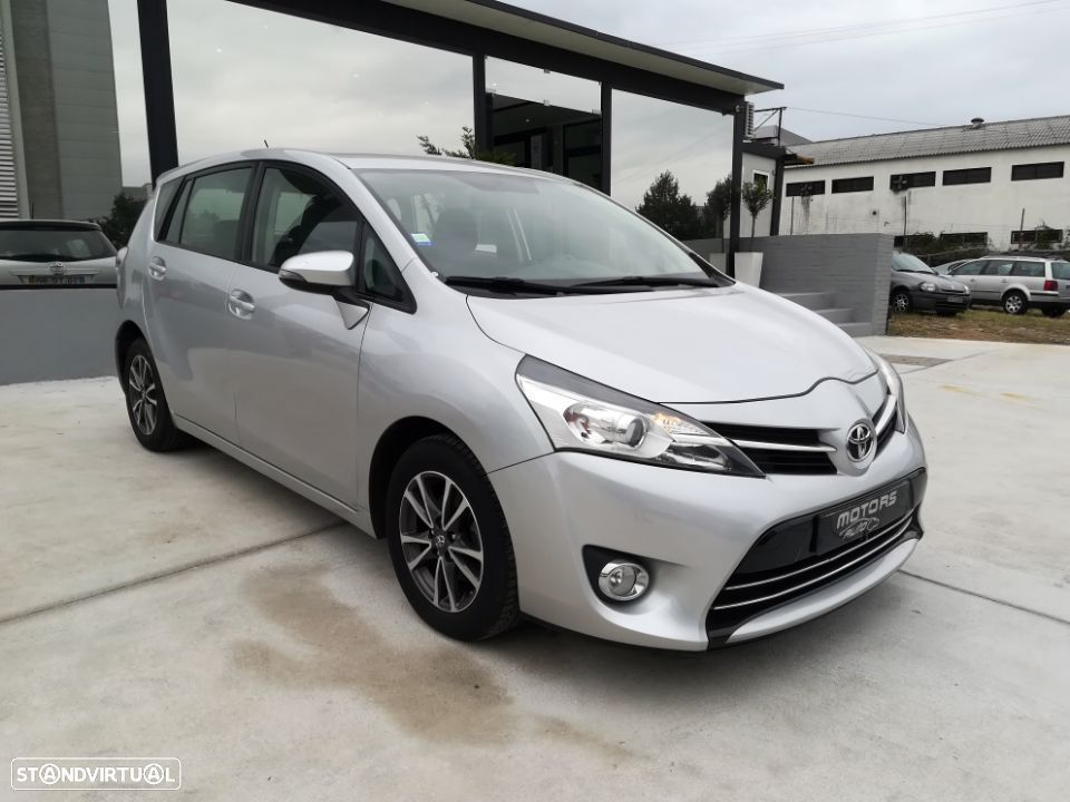 Toyota Verso 1.6 D-4D Active - 1