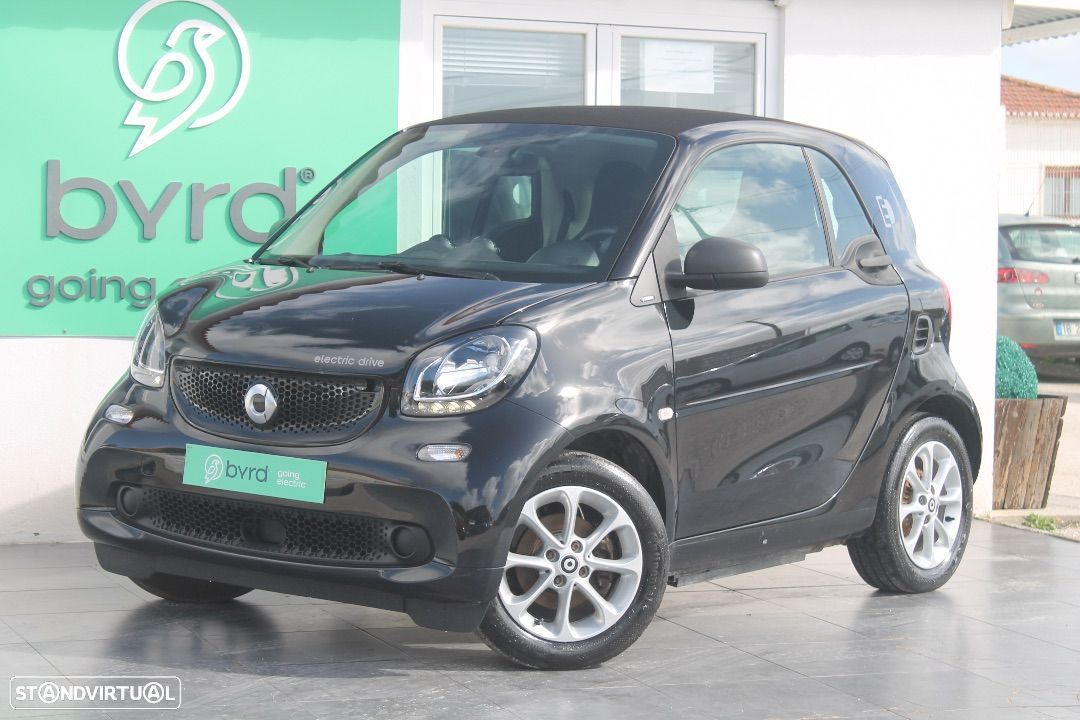 Smart ForTwo Electric Drive Passion - 1