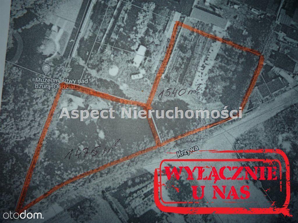 Działka, 3 015 m², Kutno