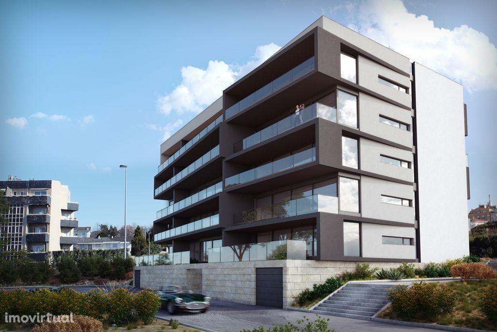 Apartamento T2 no Cristal Living Concept