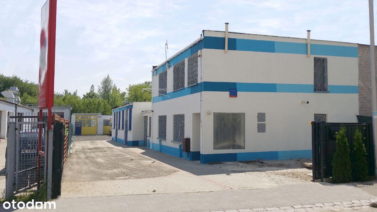 Budynek z Mieszkaniem na Warsztat, Sklep, Usługi