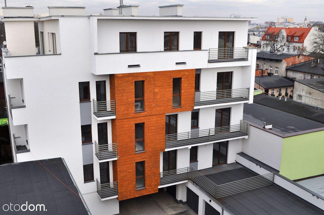 M2 w gotowym budynku z windą Grunwaldzka 62