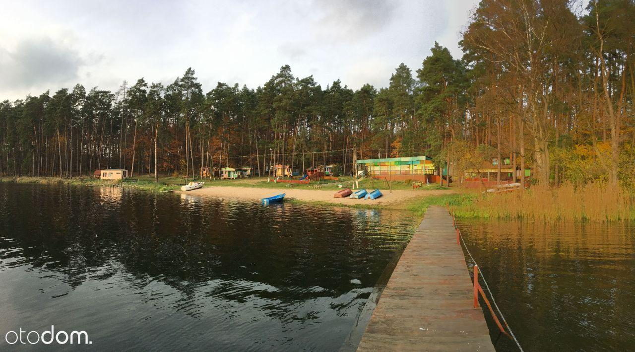inwestycja tuż przy jeziorze ośrodek wypoczynkowy