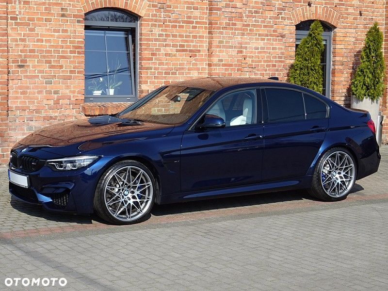 BMW M3 Competition Individual Bezwypadkowy Salon PL - 1
