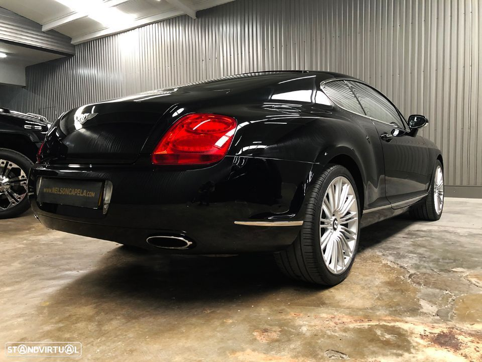 Bentley Continental GT 6.0L W12 - 8