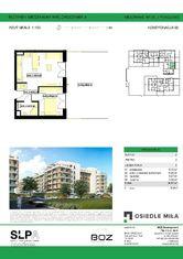 Przytulne mieszkanie w Inwestycji Osiedle Miła