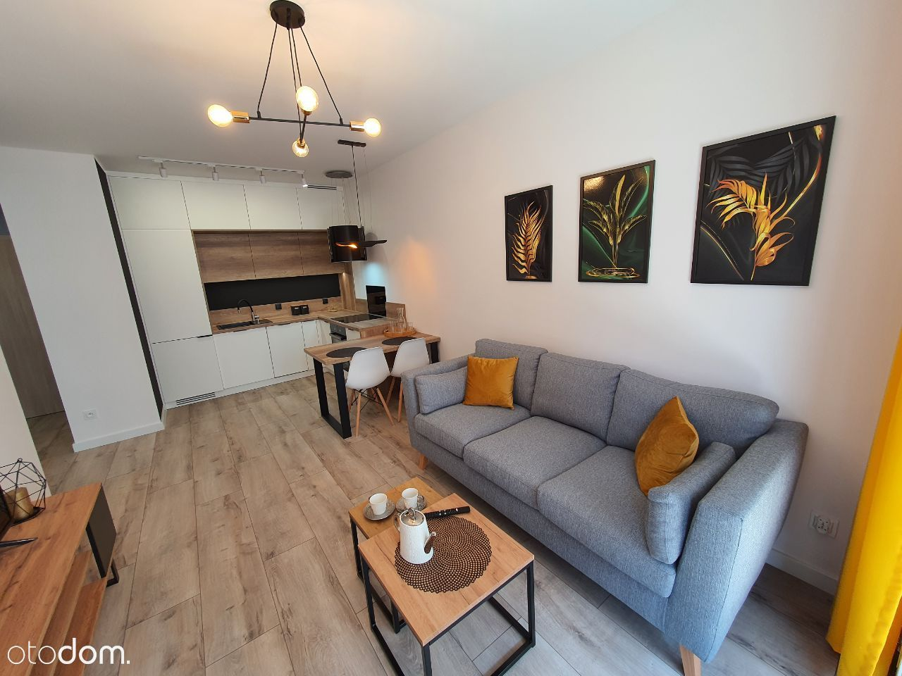 Mieszkanie 2 pokoje, wykończone , Olimpia Port