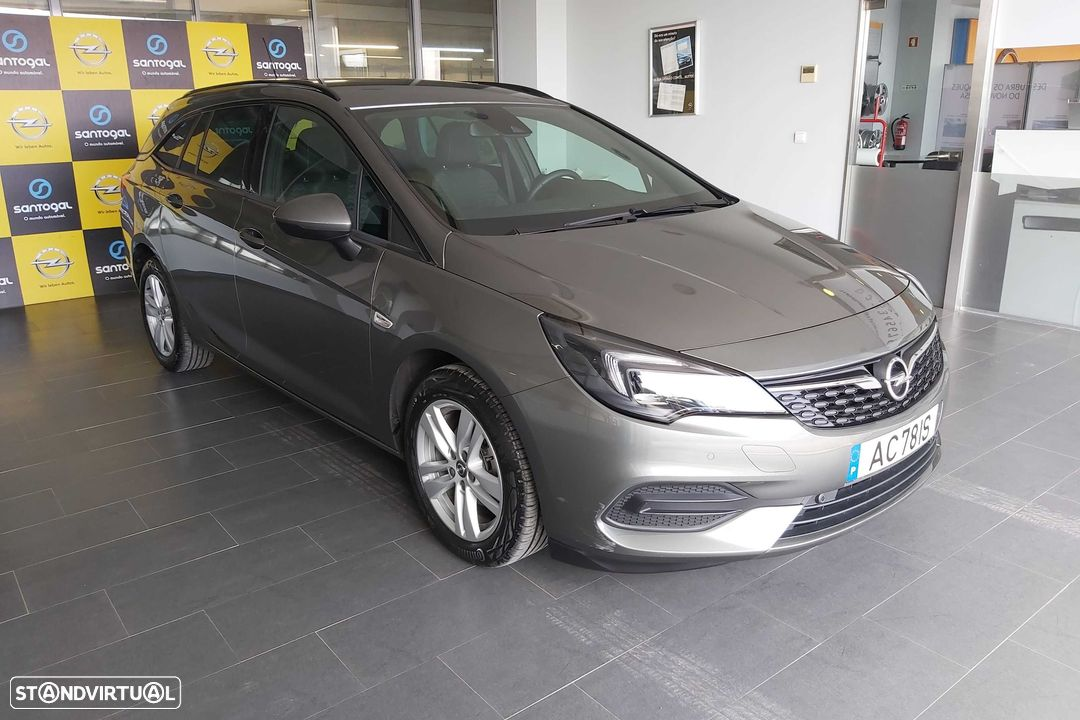 Opel Astra Sports Tourer (Astra ST 1.5 D GS Line S/S) - 1