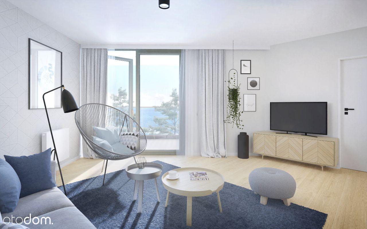 PINEA - apartament z widokiem na morze (516)