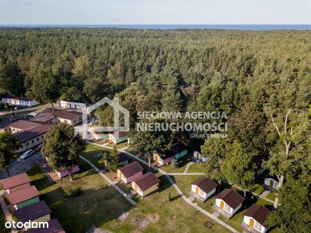 Gdańsk Sobieszewo obiekt 500m od morza! Działka 1h