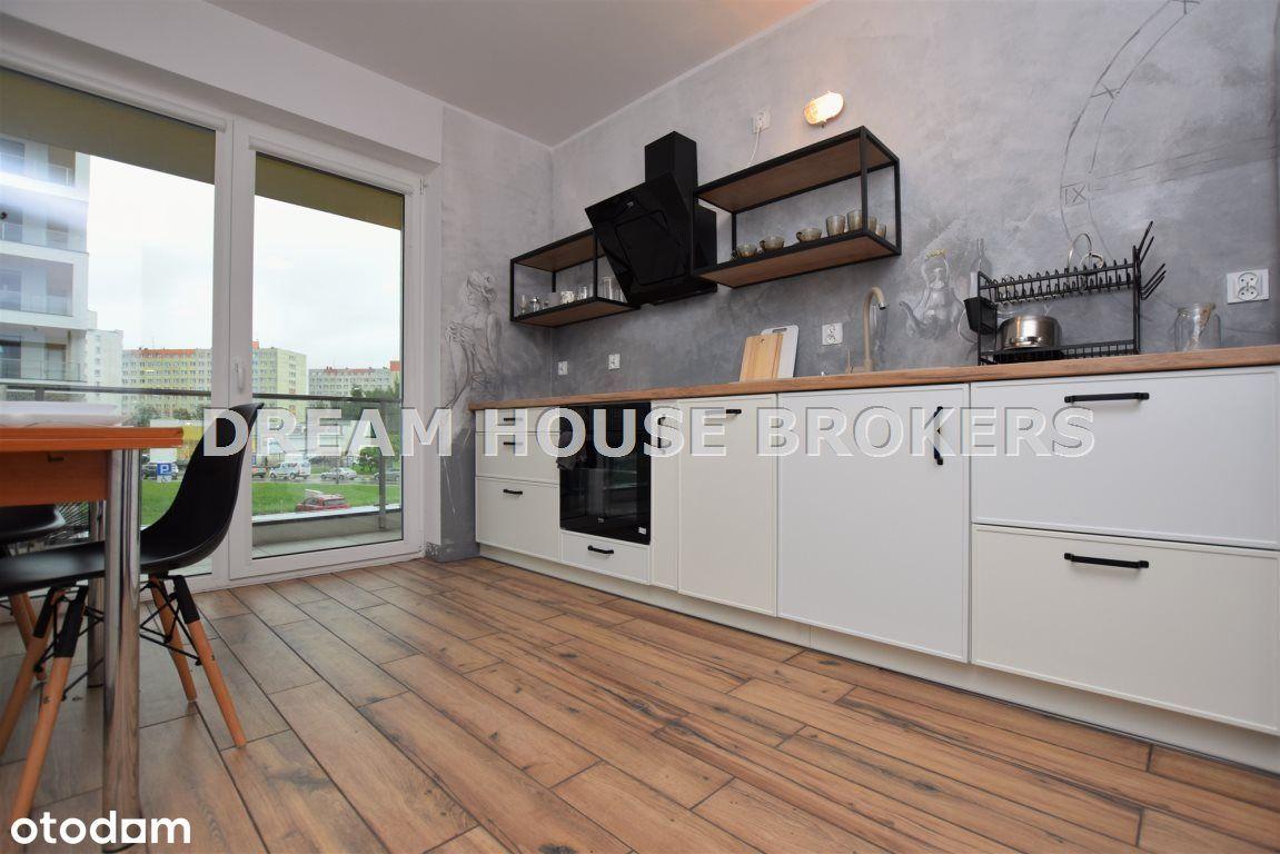 3 niezależne pokoje, 52 m2, ul. Kwiatkowskiego
