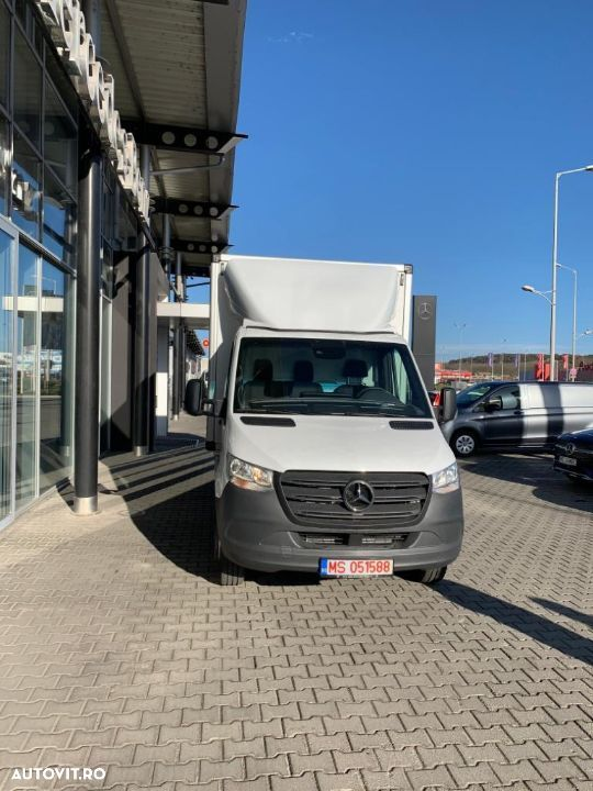 Mercedes-Benz Sprinter box 516 refrigerare - 8