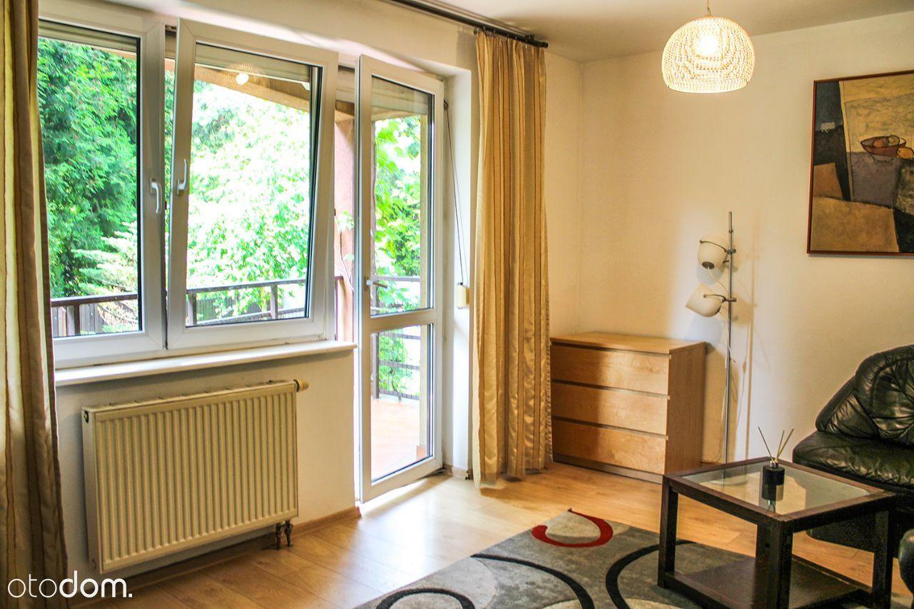 Fantastyczne mieszkanie z balkonem i ogródkiem