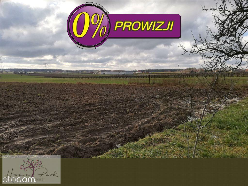 Działka, 2 385 m², Tuszyn