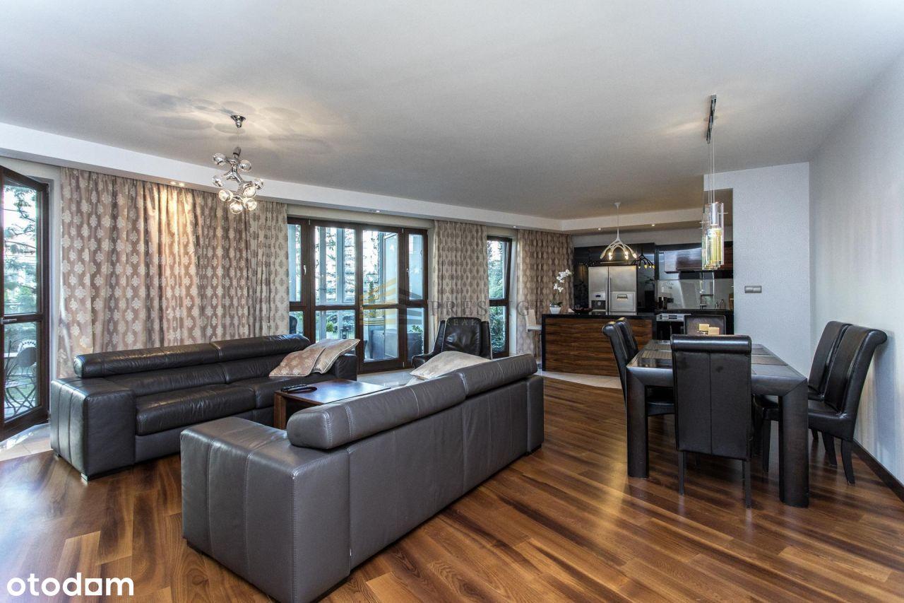Piękny apartament w sercu Wilanowa