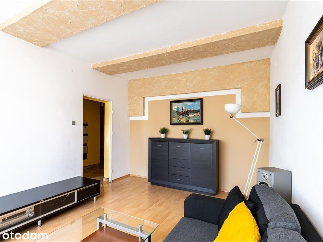 Zadbane mieszkanie 2-pokojowe na Złocieniu