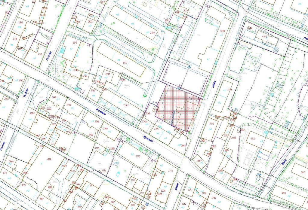 Lokal użytkowy, 1 461,12 m², Świętochłowice