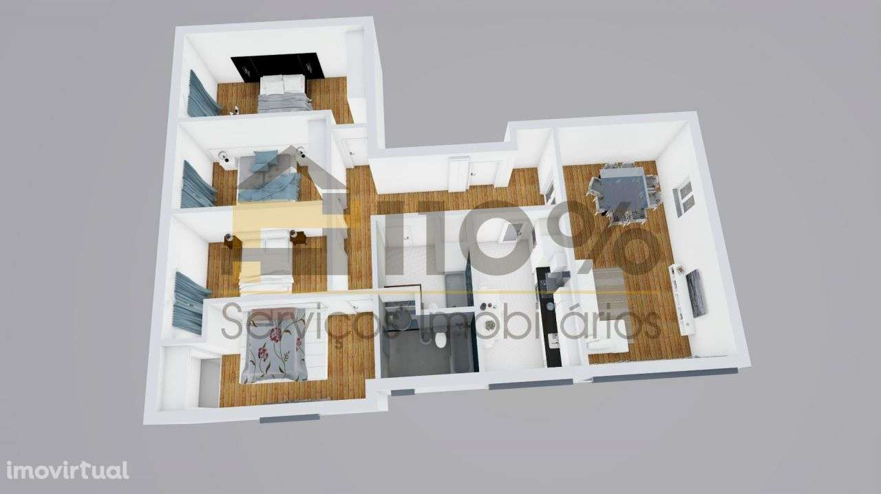 Apartamento para comprar, Barcarena, Oeiras, Lisboa - Foto 15
