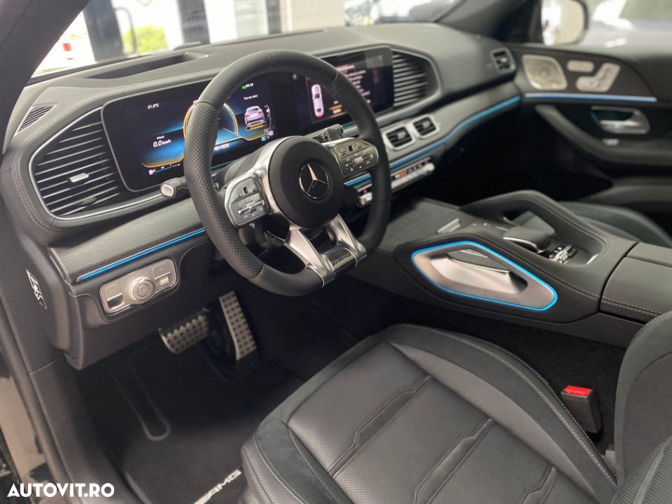 Mercedes-Benz GLE Coupe AMG - 31