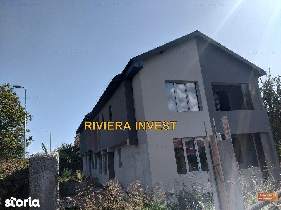 Kamsas –Vila P+1 tip duplex, 4 camere, la glet