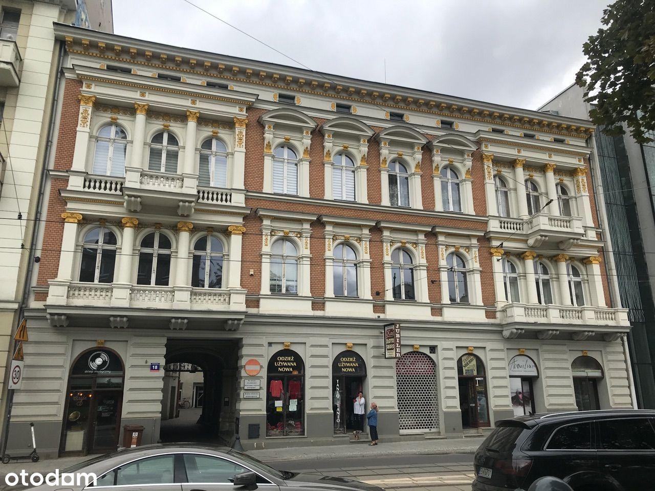 Klimatyczne studio do aranżacji / obok Filharmonii