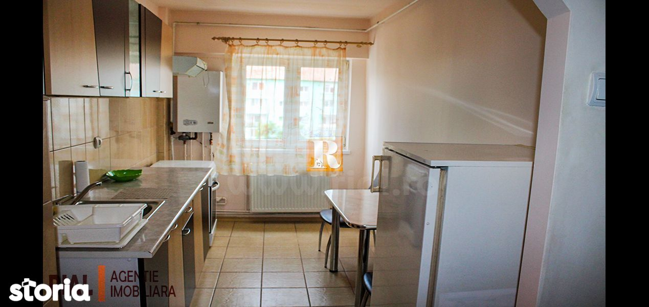 Apartament 2 camere, mobilat si utilat   Vitrometan