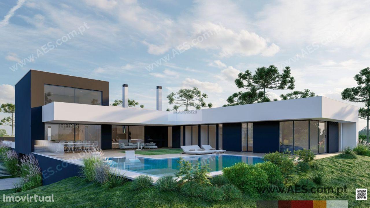 Moradia de Luxo T5 com 4 Suites - Verdizela