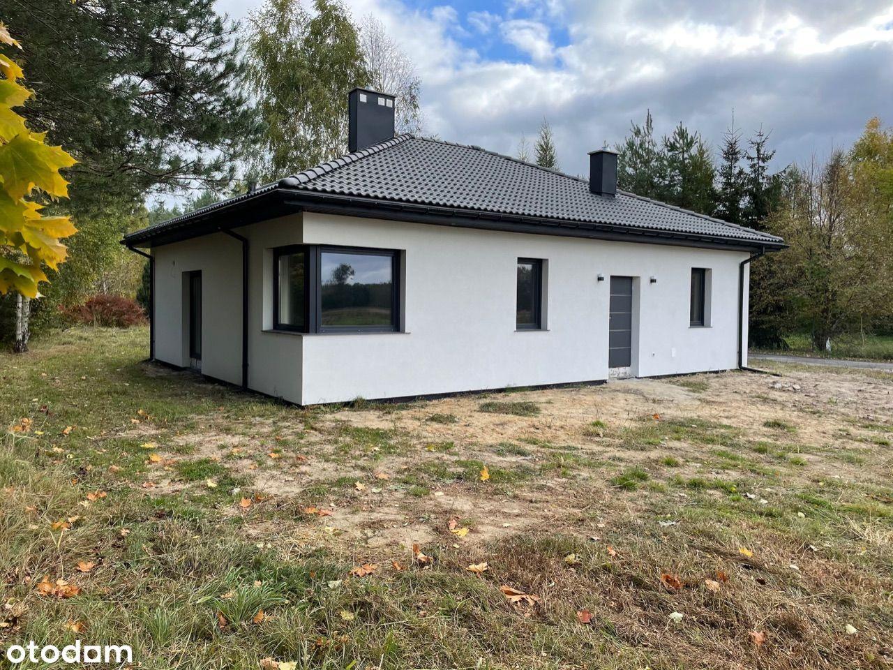 Malowniczy dom z bezpośrednim wyjściem do lasu