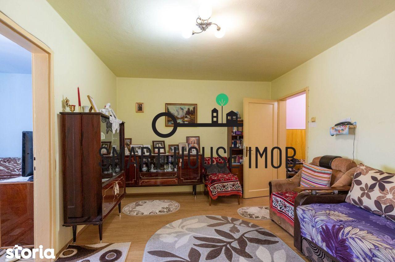 Apartament cu 2 camere de vanzare, Zona Astra, strada Uranus