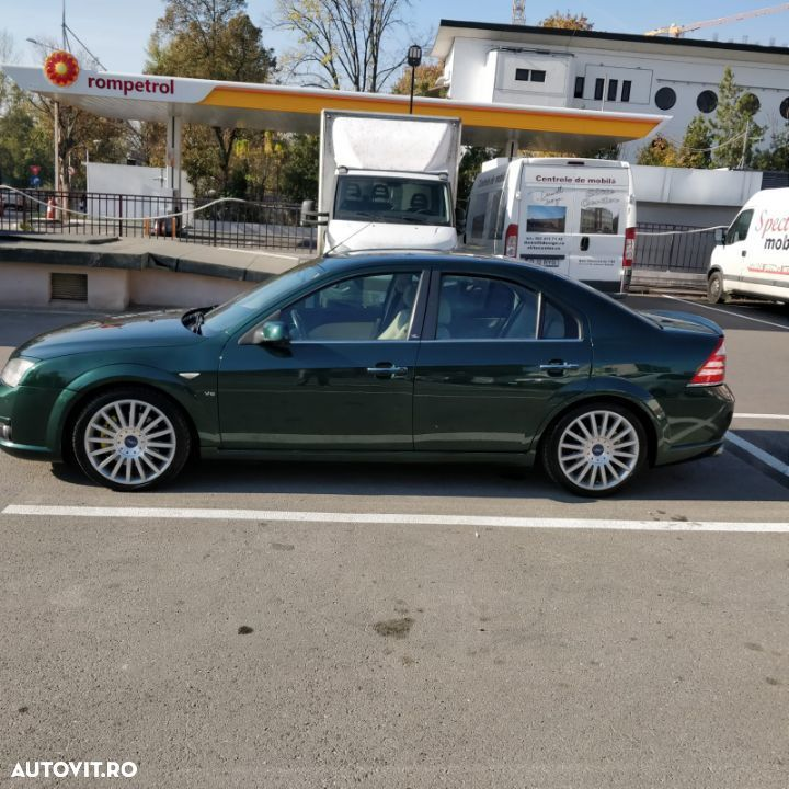 Ford Mondeo Mk3 - 7