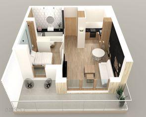 Mieszkanie nr 3, Budynek 2.6.