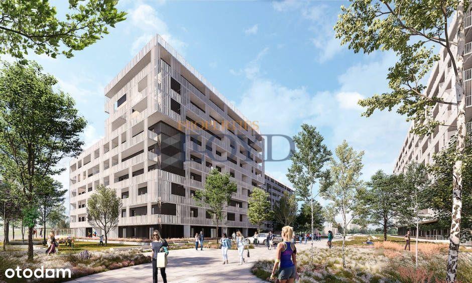 Penthouse z tarasem - Stacja Wola