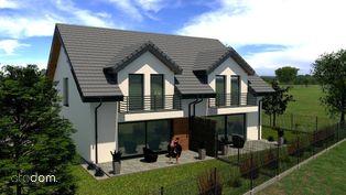 Dom w zabudowie bliźniaczej 130 m2 *Krzyszkowice*
