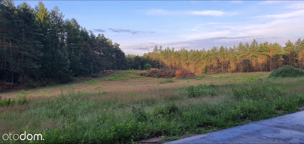 Działka budowlana Stara Dąbrowa 18 km od Słu