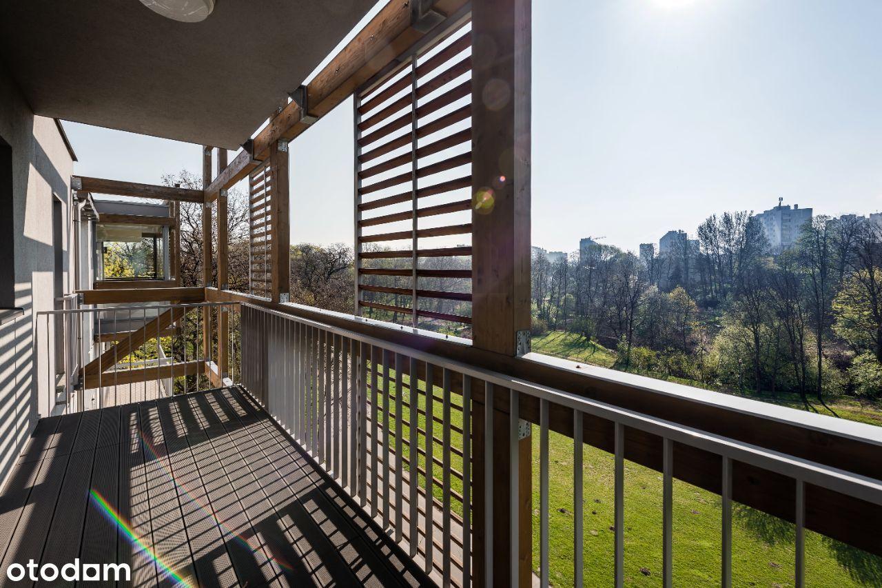 Cudowny Penthouse Wielicka - 200m2 - Duże Loggie