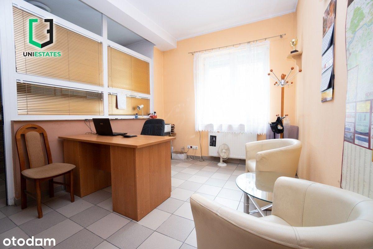 Biuro   91m2   7 pomieszczeń   Nowa Huta