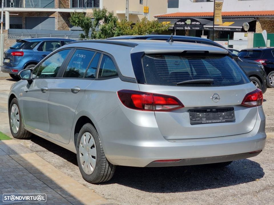 Opel Astra Sports Tourer 1.6 CDTi Selection S/S - 3