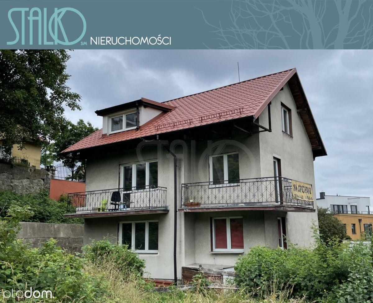 Atrakcyjny dom - trzy mieszkania Mały Kack