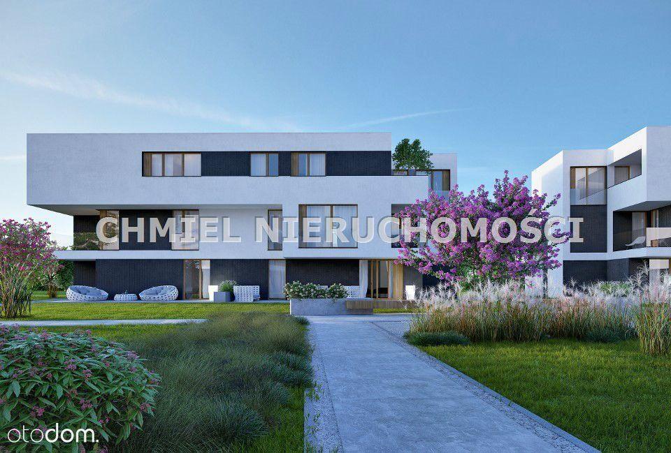 Magnoliowy Ogród * apartamenty *Wola Justowska *